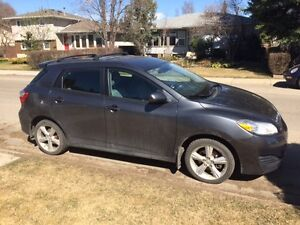 2010 Toyota Matrix XR AWD Hatchback