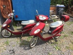 SCOOTER ELECTRIC A VENDRE