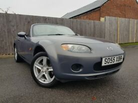 MAZDA MX-5 2.0 I 2DR (grey) 2006