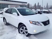 2012 Lexus RX 350 AWD - Leather Heated Seats, Power Everything,