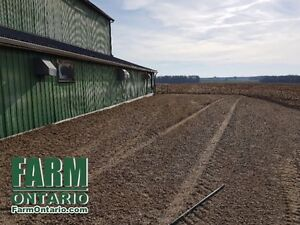 100 Acre Cash Crop + 3 Bdrm for Sale in North Huron County
