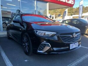 2018 Holden Commodore ZB MY18 RS Liftback Black 9 Speed Sports Automatic Liftback Lilydale Yarra Ranges Preview