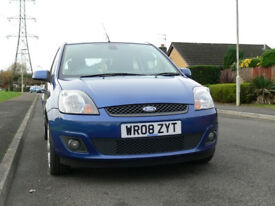 FORD FIESTA 1.25 BLUE EDITION