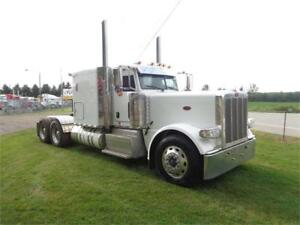 2015 PETERBILT 389 HEAVY SPEC WITH HYDRAULIC WETLINE