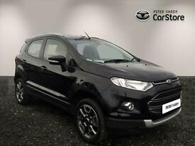 2015 FORD ECOSPORT HATCHBACK