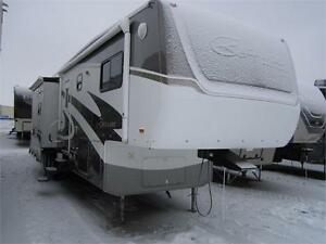 2006 42 FT KZ ESCALADE SPORTSTER 41 CKS TOY HAULER 5TH WHEEL