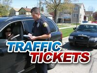 Traffic Ticket  |Demerit points