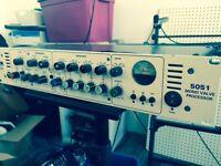 TLAudio 5051 compressor eq