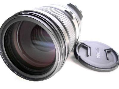 120-400mm Zoomobjektiv Mega-AF-Teleobjektiv mit Bildstabilisator HSM für Nikon Nikon F5, F100
