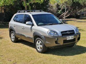 2005 Hyundai Tucson Elite S 4 Speed Auto Selectronic Wagon Windsor Gardens Port Adelaide Area Preview