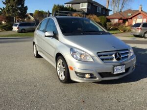 2010 Mercedes-Benz B200 Turbo - Only 108,000Kms