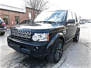 2010 Land Rover LR4 LUX, HSE, NAV, 7 SEATER, NO ACCIDENT