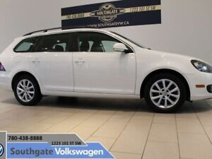 2013 Volkswagen Golf Wagon TDI | COMFORTLINE | LEATHER | SUNROOF