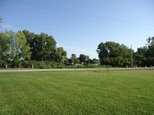 X-Wide (116ft) waterfront canal corner lot Lake St-Clair! Windsor Region Ontario image 4