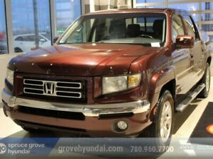 2007 Honda Ridgeline EXL LEATHER ROOF AUTO 4X4