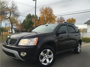 2007 Pontiac Torrent Sport = LEATHER-SUNROOF = NO ACCIDENTS