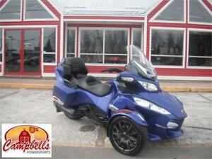 2013 CAN AM SPYDER RTS 1000