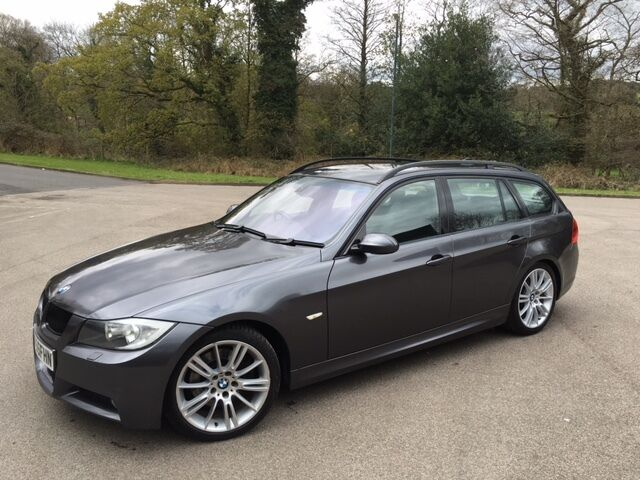 bmw 330d m sport touring 2006 e91 e90 msport in otley. Black Bedroom Furniture Sets. Home Design Ideas