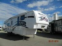 TONS OR ROOM AND AFFORDABLE!  2008 BIG SHY 3585 SA