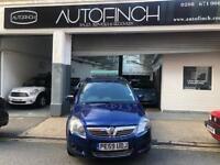 Vauxhall/Opel Zafira 1.6i 16v VVT 115ps 2010MY Life 34,000 miles