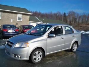 GREAT DEAL! 2011 AVEO 120000 KM! AUTOMATIC , A.C ONLY 3400$