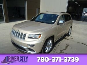 2014 Jeep Grand Cherokee AWD SUMMIT 5.7HEMI Navigation (GPS),  L