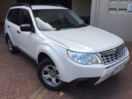 2011 Subaru Forester Wagon Automatic East Brisbane Brisbane South East Preview