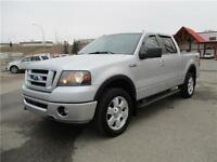 2008 Ford F150 FX4 Luxury Edition 4x4 5.4L V8 Extra Clean!!