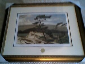 WHITE PINE a j casson Signed,Stamped,cert & numbered