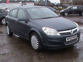 VAUXHALL ASTRA CLUB 5 DR BLUE 1 YRS MOT CLICK ON VIDEO LINK TO SEE AND HEAR MORE DETAILS OF THIS CAR