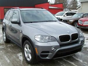 2012 BMW X5 AWD/NAVI/360 CAM/LEATHER/PANO-ROOF