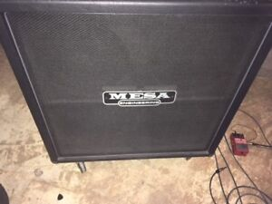 Cabinet Mesa Boogie 4X12 traditional (pas oversized)