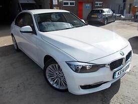 BMW 318 2.0TD ( 143bhp ) ( s/s ) Auto 2013MY d Luxury