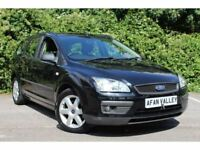 Ford Focus 1.6 Sport 5dr Automatic **1 OWNER FROM NEW** (black) 2006