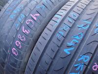 225/50/17 Pirelli Cinturato P7, Runflat BMW x2 A Pair, 5.2mm (168 High Road, Romford, RM6 6LU) Used