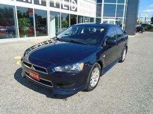 2014 Mitsubishi Lancer **LOADED, HEATED SEATS, BLUETOOTH & MORE*