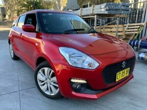2018 AUTO SWIFT WITH NAVIGATION Thornleigh Hornsby Area Preview
