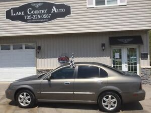 2006 Chevrolet Epica LTZ-Leather, Sunroof, Heated seats!!