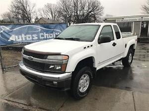 CHEVROLET COLORADO LT 2008 **63$/SEM.**