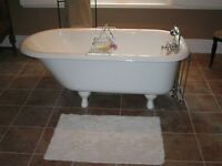 Bathtub Makeover - Bathtub, Tile Refinishing / Reglazing
