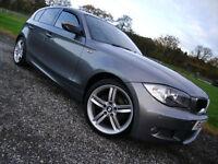 2011 61 BMW 118d 2.0TD M Sport DIESEL 5 DOOR
