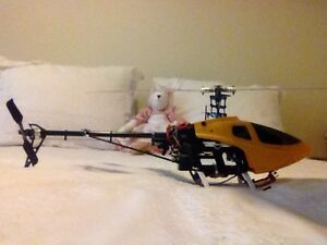 Align trex 250 rc helicopter