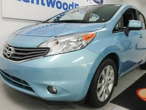 2014 Nissan Versa Note Take note, You can't Versa this Versa!!!