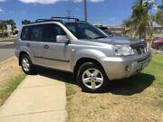 2006 Nissan X-Trail T30 II MY06 ST-S X-Treme Silver 4 Speed Automatic Wagon Wangara Wanneroo Area Preview