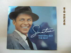 Classic Sinatra Nothing But The Best CD & 1st Issue Stamp 2008