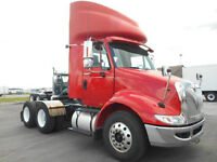COMING SOON 2009 IHC 8600 DAY CAB