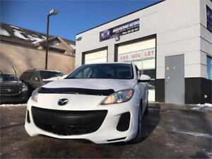 Finance available ! safetied 2012 Mazda3 GS sky