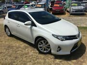 2014 Toyota Corolla ZRE182R Ascent Sport White 7 Speed CVT Auto Sequential Hatchback Horsley Wollongong Area Preview
