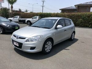 2009 Hyundai i30 FD MY09 SX Silver 4 Speed Automatic Hatchback Carseldine Brisbane North East Preview