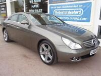 Mercedes-Benz CLS320 3.0CDi 7G-Tronic 320 £1500 of added extras p/x